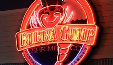 Bubba Gump - Shrimp Co Logo