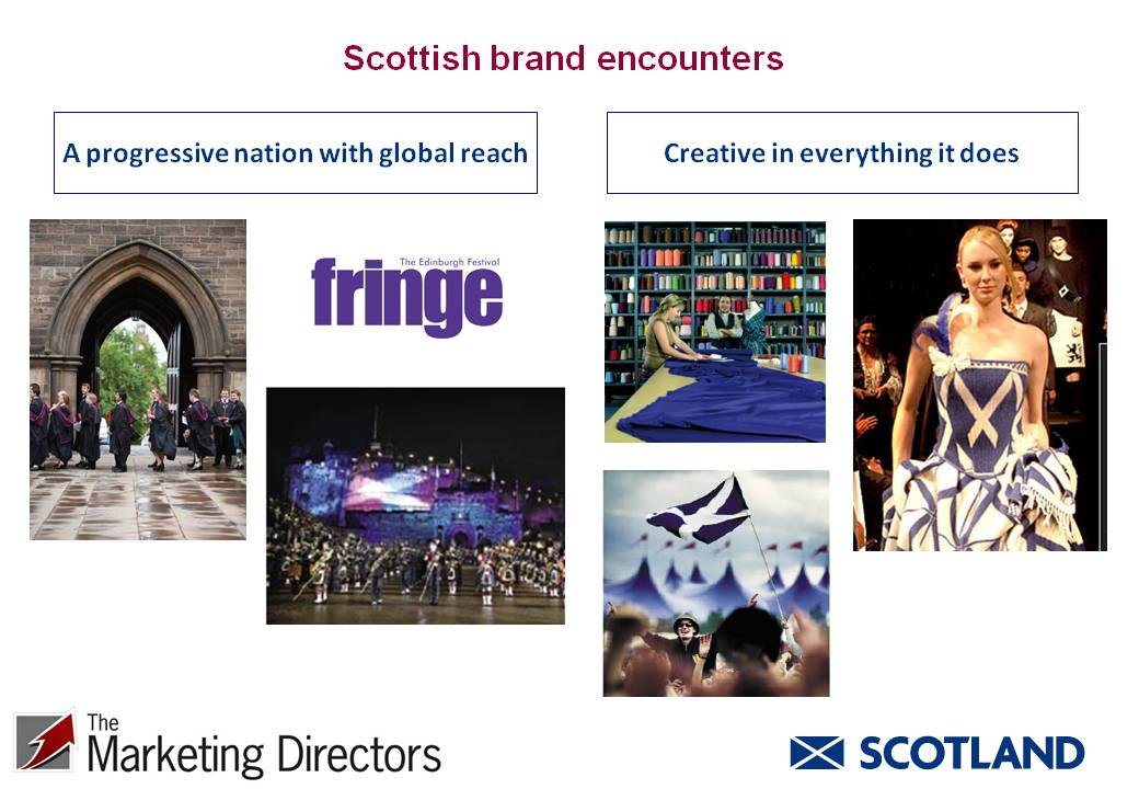 Scottish Brand Encounters | Nation branding